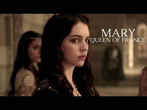 Mary Stuart - I'm no longer the queen of France