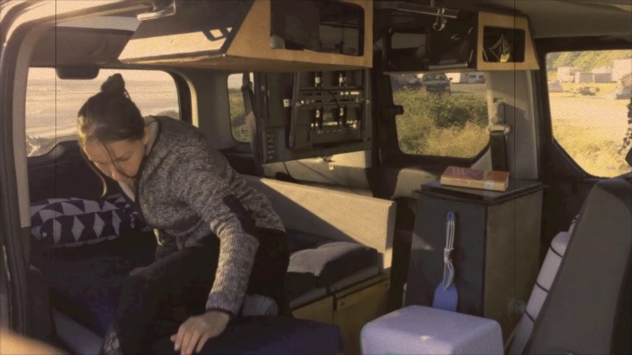 Honda Element Camper Ele Pad Camper E Camper Youtube