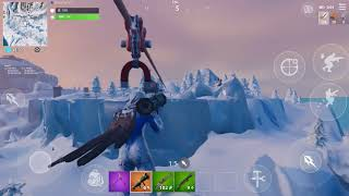 Fortnite: Guided Missile And Zip line glitch.
