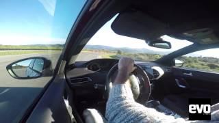 Les Embarquées EVO : Peugeot 308R HYbrid