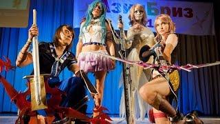 Final Fantasy 13-2 defile.wmv