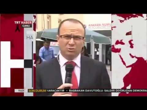TRT Haber'den muhabirlere Ankara saldırısıyla ilgili talimat