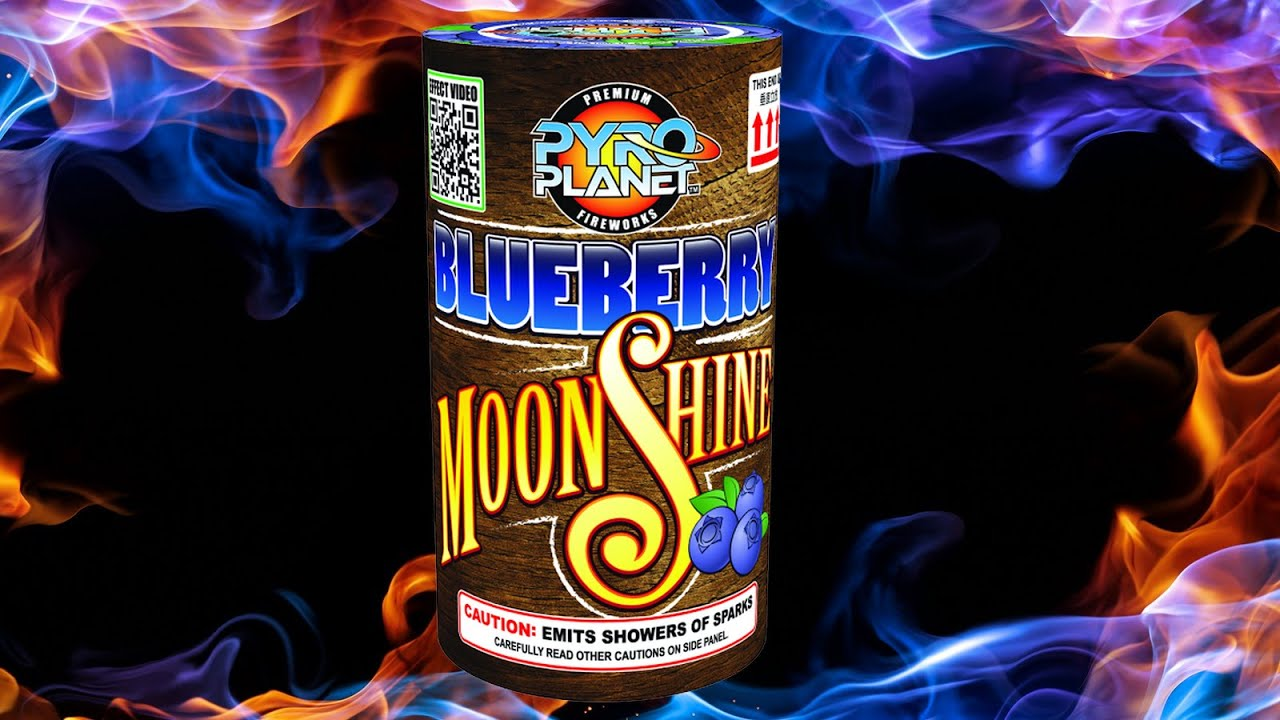 how to make blueberry moonshine with everclear