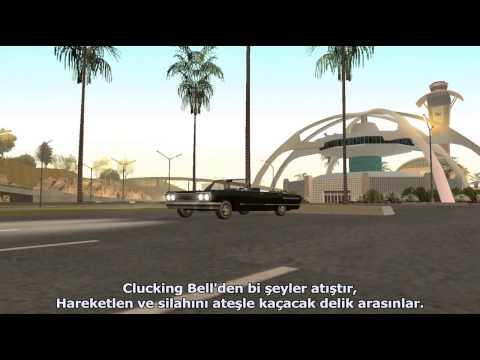 GTA San Andreas Theme Song (Türkçe Çeviri)