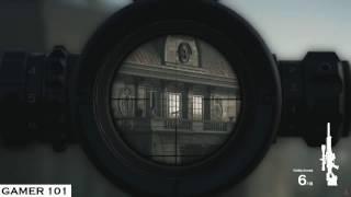 HITMAN 2016 Stealth PC Gameplay - Sniper Assassin