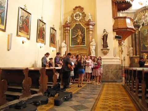 Aleluja (Agnus dei, Hallelujah, Worthy is the Lamb) -