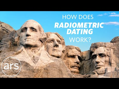 radiometric method for dating rocks