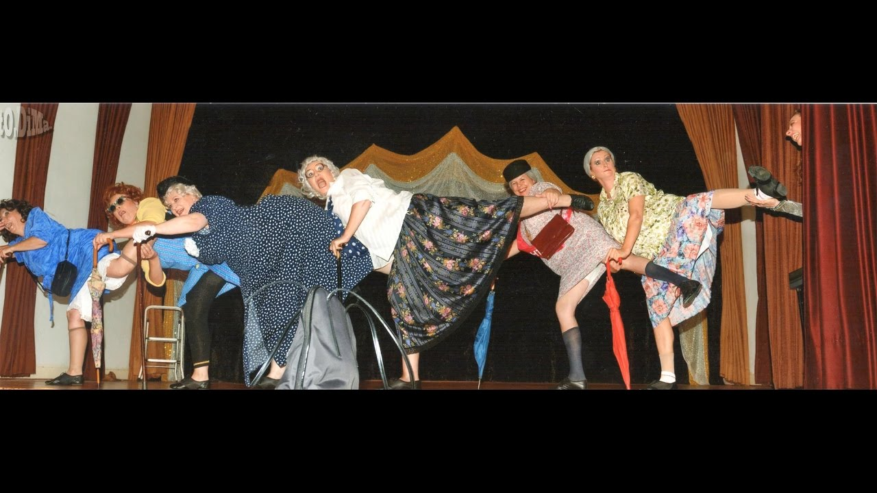 Asita Seniorenmedley Lustige Oma Nummer Tanzstudio Dusseldorf