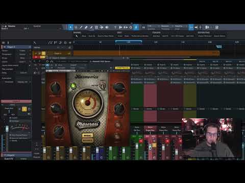 Waves - Tony Maserati Plugins - Harmonics - HomeRecordingMadeEasy.com
