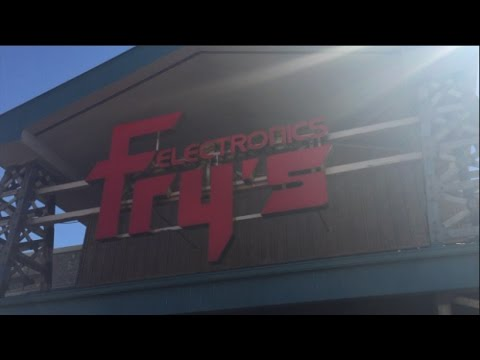 HOW TO GET THE BEST DEALS AT FRY'S ELECTRONICS
