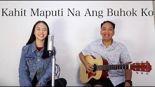 KAHIT MAPUTI NA ANG BUHOK KO (song cover) // Andree Bonifacio