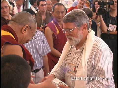 David Korten (anti-globalization expert & economist) & Dalai Lama