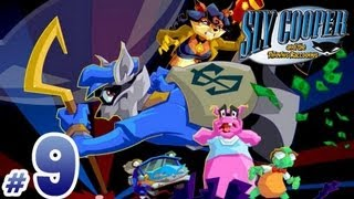 sly cooper gameplay