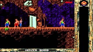 Blackthorne Gameplay - MS-DOS / PC (1994) - Practice