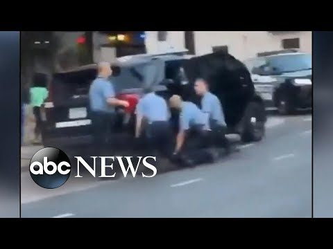 All 4 officers charged in George Floyd's death l BREAKING NEWS