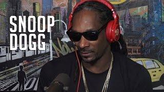 Snoop Dogg talks Son Leaving Football, Song with Michael Jackson, Trump & New Album