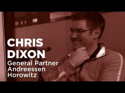 - Startups - Chris Dixon, General Partner at Andreessen Horowitz -TWiST #E336