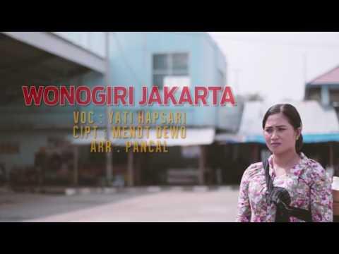 Wonogiri Jakarta Bersama Agramas ( yati hapsari)