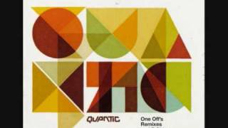 Quantic - Mishaps Happening (quantic beat remix)