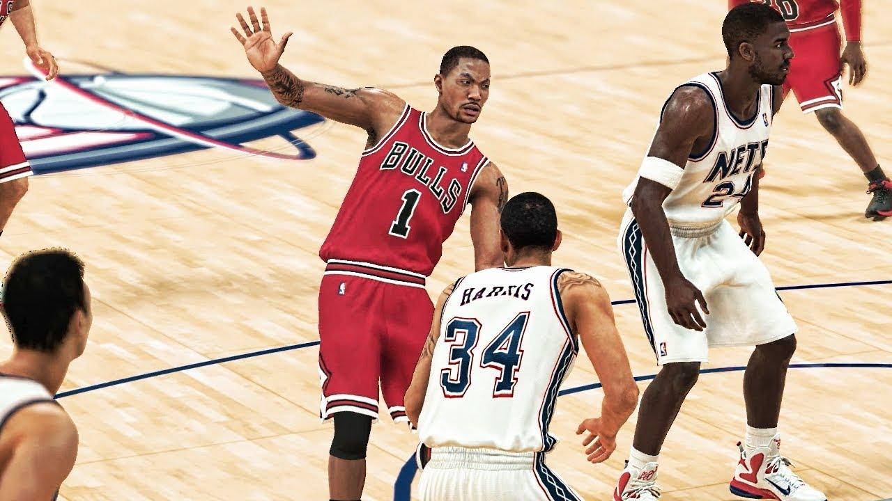 3394e368dc04 Streak on the Line! - NBA 2K19 Derrick Rose My Career Ep. 29 - YouTube