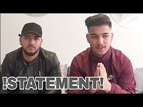 STATEMENT!! (LETZTES VIDEO DAZU!)