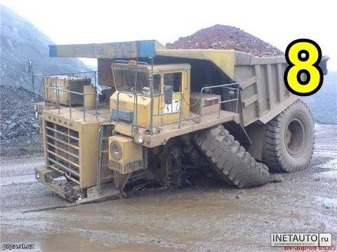 kecelakaan alat berat, kecelakaan truk #8