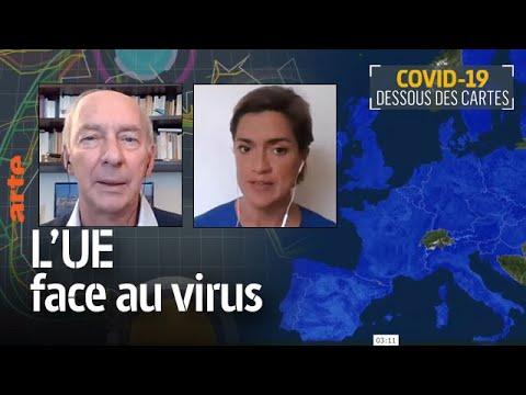 COVID-19, une leçon de géopolitique #04 - L'UE face au virus - Le Dessous des cartes | ARTE