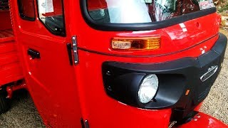 Bajaj Maxima C diesel three wheeler load carrier complete review including engine, price, mileage
