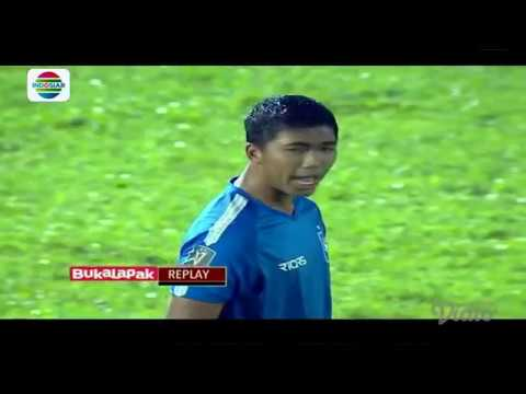 Piala Presiden 2018: Gol Bunuh Diri PSIS (0) vs Arema FC (1)