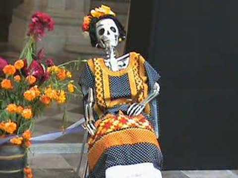 Dia De Muertos Day Of The Dead Oaxaca Youtube