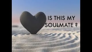 IS THIS MY SOULMATE ♥   TWIN FLAME CONNECTION WELCOME TO MY CHANNEL...