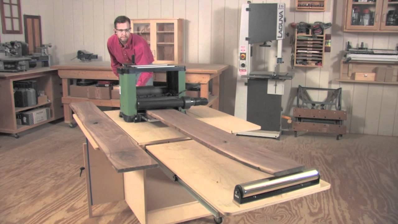 Ultimate Planer Cart
