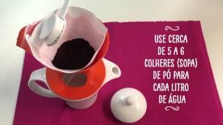 Dicas de Cozinha - Aprenda como fazer um Café perfeito!
