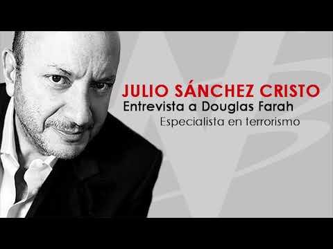 Julio Sánchez Cristo entrevista a Douglas Farah