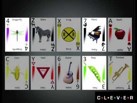 Clever- the educational card game