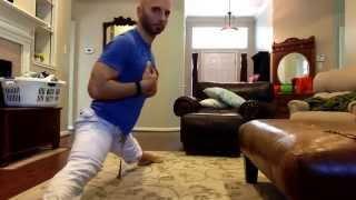 Passive Flexibility Test 1