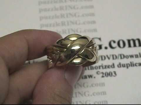 Piece Puzzle Ring