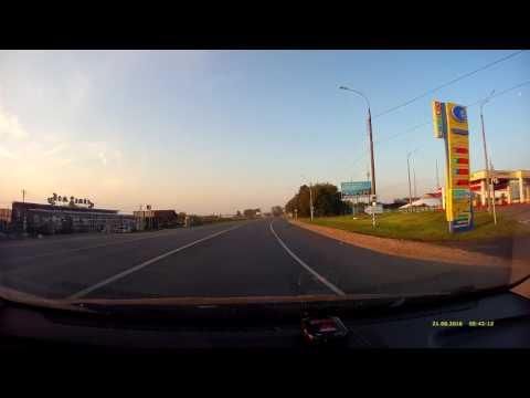 Russian roads (from Nizhny Novgorod to Slobodskoye)