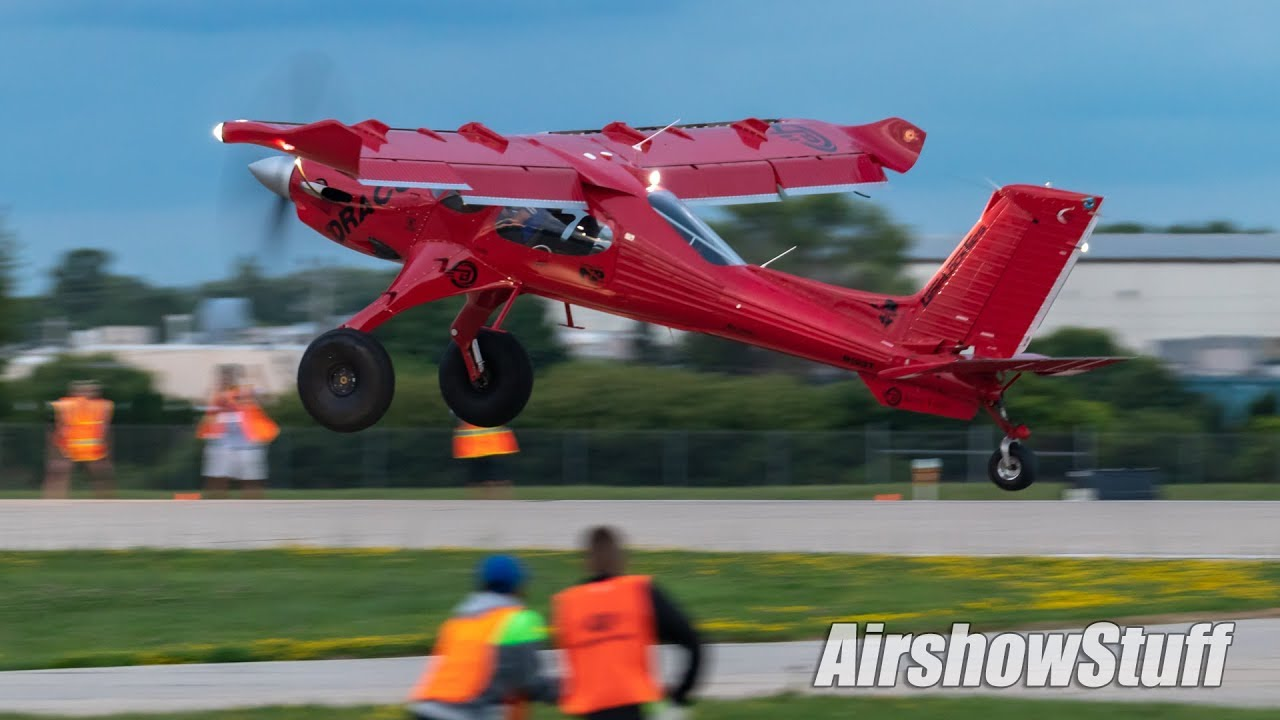 Thursday stol competition part 1 eaa airventure oshkosh 2018