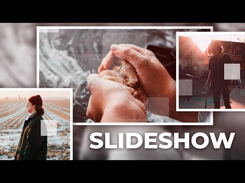 Foto Slideshow Tutorial After Effects