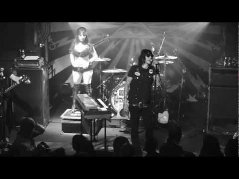 "LORDS OF ALTAMONT ""Let's Burn"" Live / GAM Club - Creil - 11/05/12"