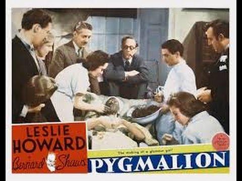 Пигмалион 1938 Великобритания (ч/б)