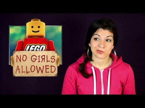 The LEGO Boys Club -  Lego & Gender Part 2