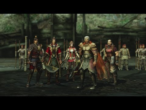 Dynasty Warriors 8 Gameplay - Wu First Level HD