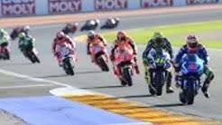 MotoGP in Valencia: Das TV-Programm von Eurosport 1