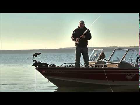 How To Jigging- Walleye Technique Video