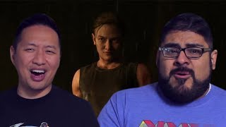 The Last of Us Part II PGW 2017 Trailer Reaction and Review
