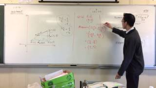 Finding the Midpoint (3 of 3: Using the Formula)