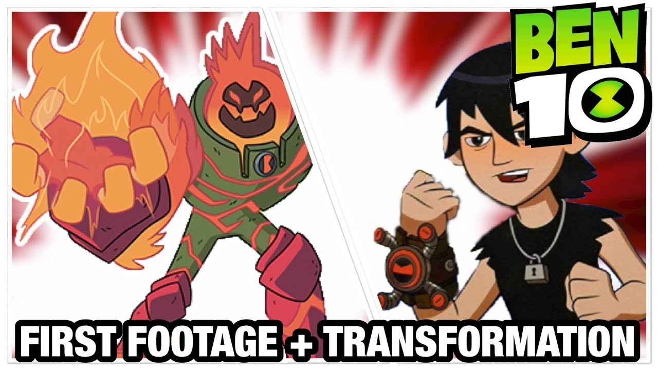 23 85 MB] Ben 10 Reboot Season 3 Hotshot First Footage +