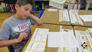 1st Grade Self Assessment and Reflection in Math Part 1